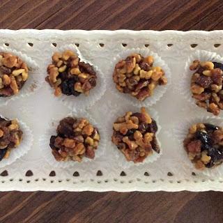 "Bella's Mini Date-Nut ""Bites""- (Grain-Free, Gluten-Free, Dairy-Free)"