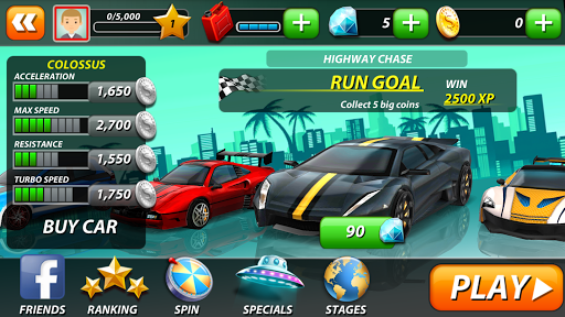 Racing Fever Xtreme - Racing Adventure - screenshot