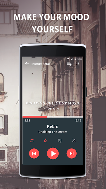 Just Music Player Pro- screenshot