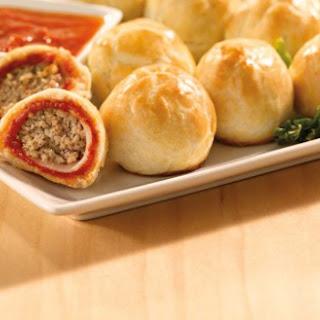 Italian Meatball Dunkers
