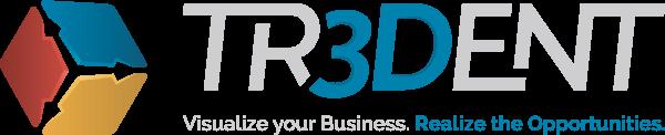 Tr3Dent Logo