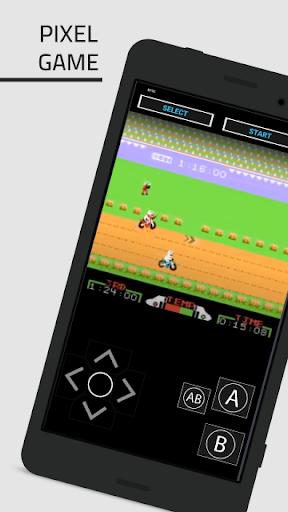 Skeleton Bike : Race 64 classic old 1984 1.0.2 screenshots 4