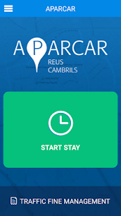 Aparcar App- screenshot thumbnail