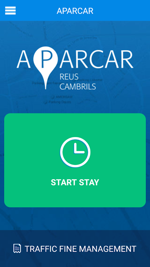 Aparcar App- screenshot