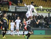 Soualiho Meïté réagit à l'intérêt d'Anderlecht