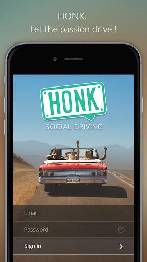 HONK - Social Driving