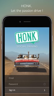 HONK - Social Driving- screenshot thumbnail