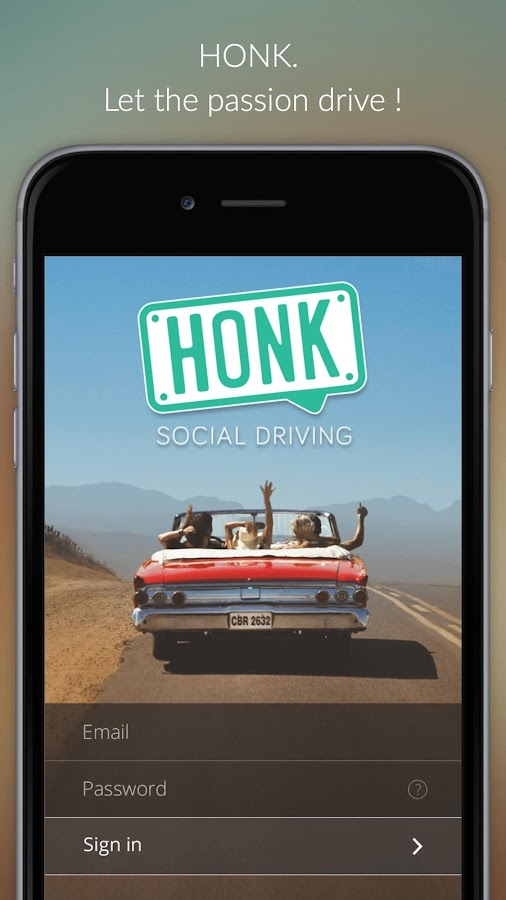 HONK - Social Driving- screenshot
