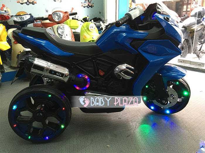 Moto điện ba bánh cho bé NEL-1200GS