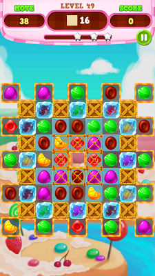 Candy Star Mania - screenshot
