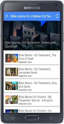 All Video Bible Stories - screenshot