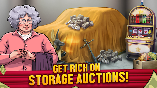 Bid Wars - Storage Auctions and Pawn Shop Tycoon 2.36.1 APK + Mod (Unlimited money) untuk android