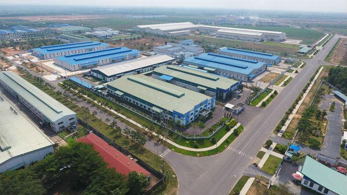 Khu công nghiệp Cộng Hòa – Chí Linh