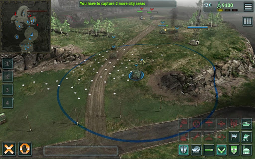 US Conflict screenshots 13