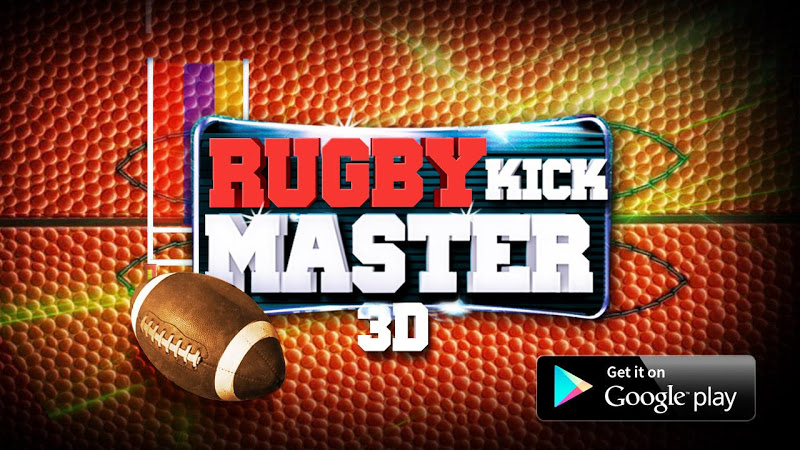 Скриншот RUGBY KICK MASTER 3D