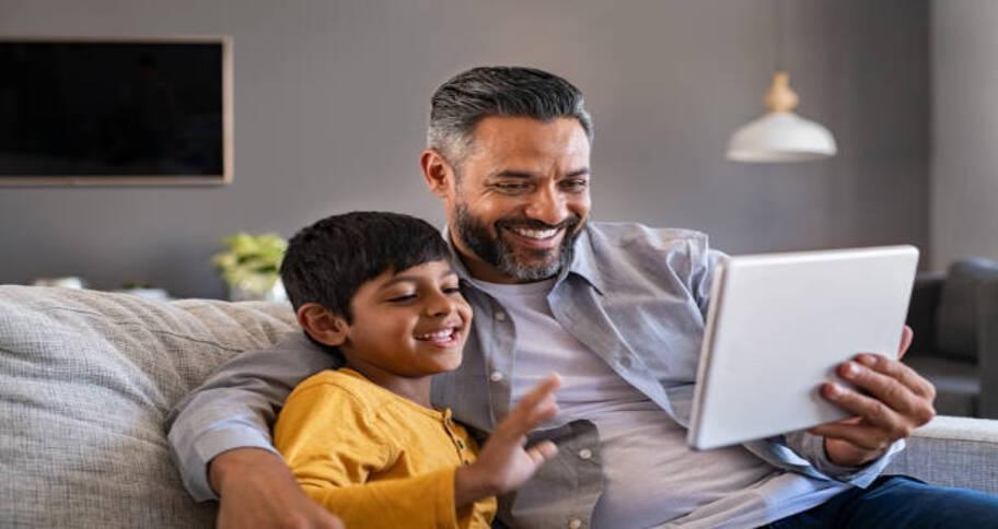 handling kids means you need to teach them how to greet elders