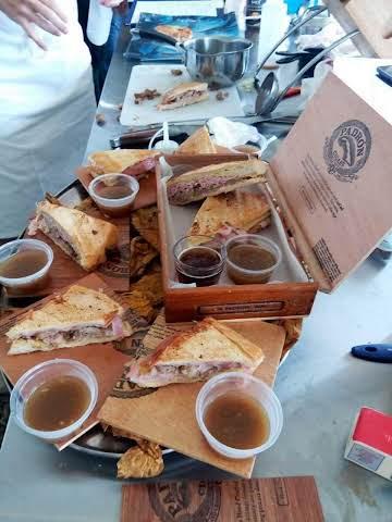 Cigar City Cuban Sandwich