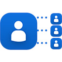 Contact Share App: Share Google Contacts