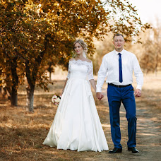 Wedding photographer Katerina Bulgakova (katrina-love). Photo of 05.11.2017