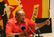 Numsa general secretary Irvin Jim: 'We will defend Eskom in the streets and remind this government that real power rests in the hands of the working class.'