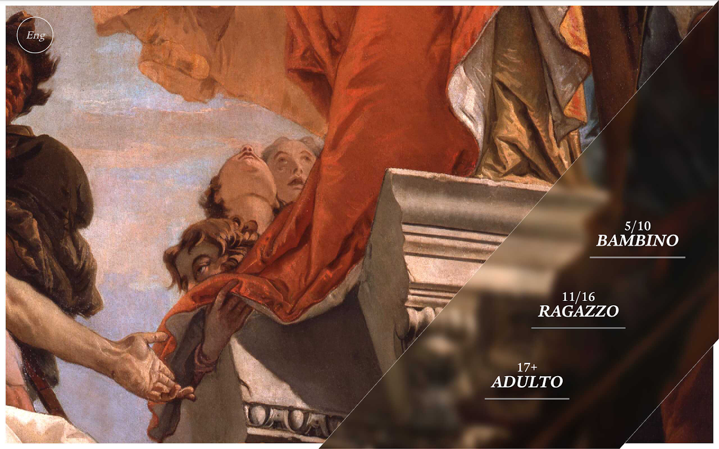 Gallerie dell'Accademia Tablet- screenshot