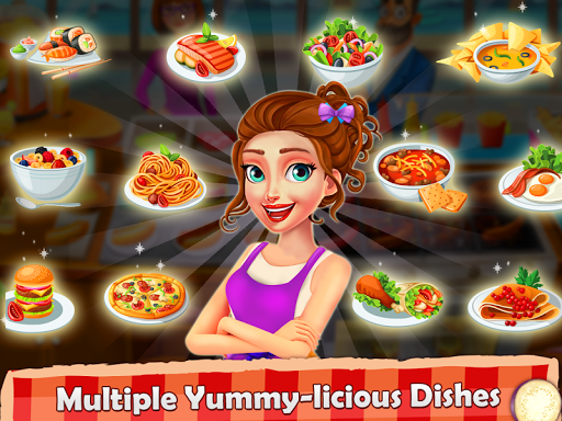 Cooking Island - A Chef's Cooking Game for Girls android2mod screenshots 9
