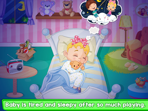 Nursery Baby Care - Taking Care of Baby Game apktram screenshots 12