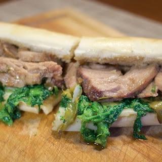Pork Italiano Sandwich