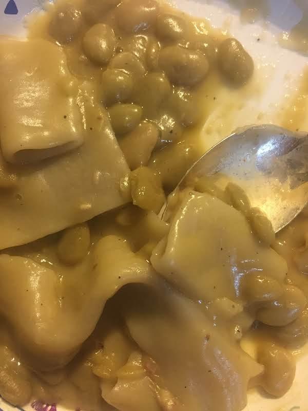 Granny's Butter Bean Dumplings Recipe