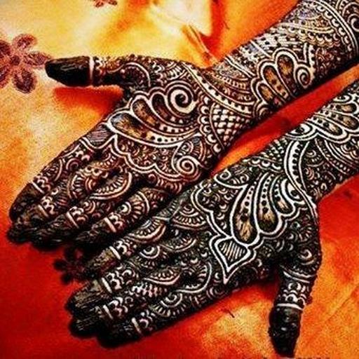 Offline Bridal Mehndi Desings
