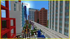 Herunterladen Skyscraper city map for Minecraft PE 1.4.1 Apk - maps ...