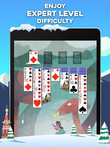 Yukon Russian u2013 Classic Solitaire Challenge Game 1.2.0.265 screenshots 9