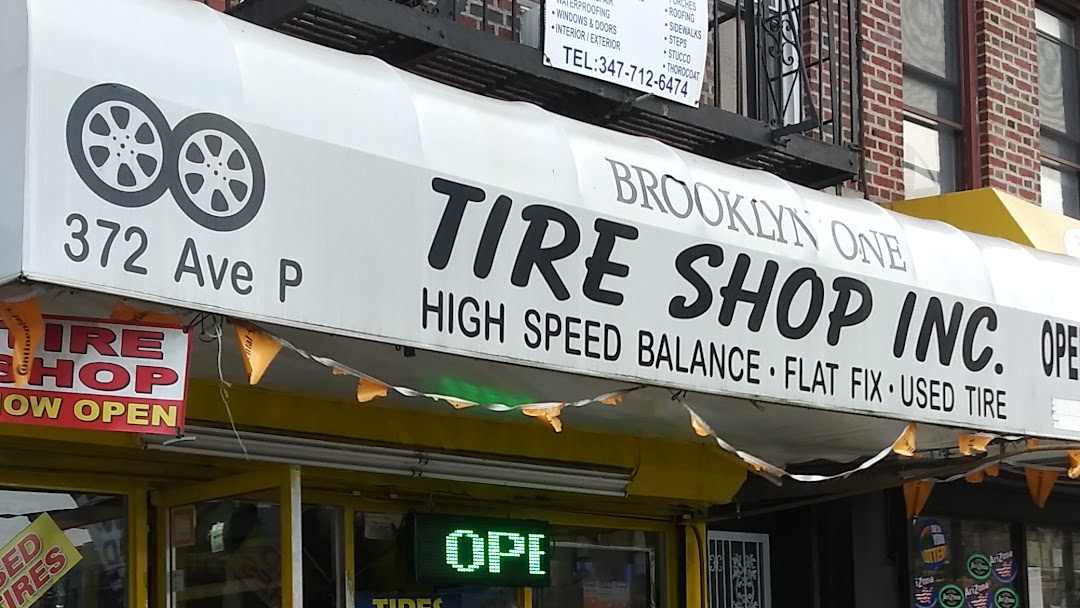 Flat Fix Near Me >> Tire Shop 372 Ave P Tire Shop Tire Repair New Tire Used Tire