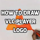 How to Draw a VLC media player icon