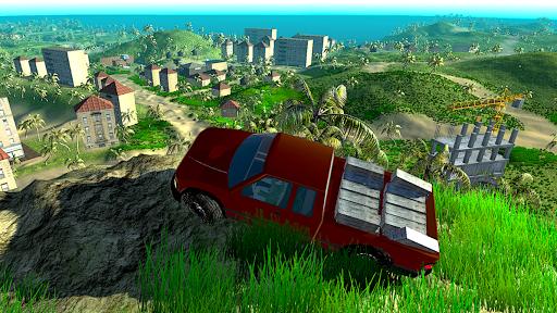 4x4 Off-Road Truck Simulator: Tropical Cargo 3.9 screenshots 6