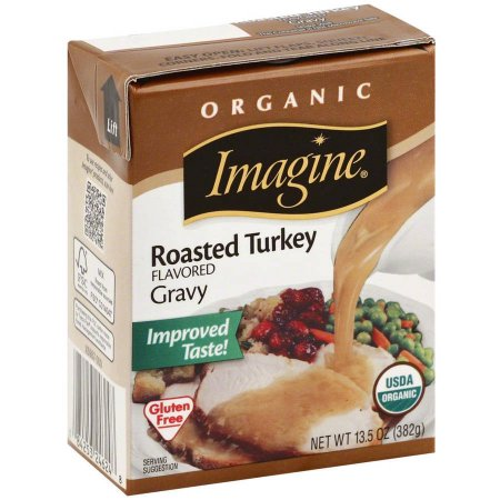 Organic Roasted Turkey Gravy
