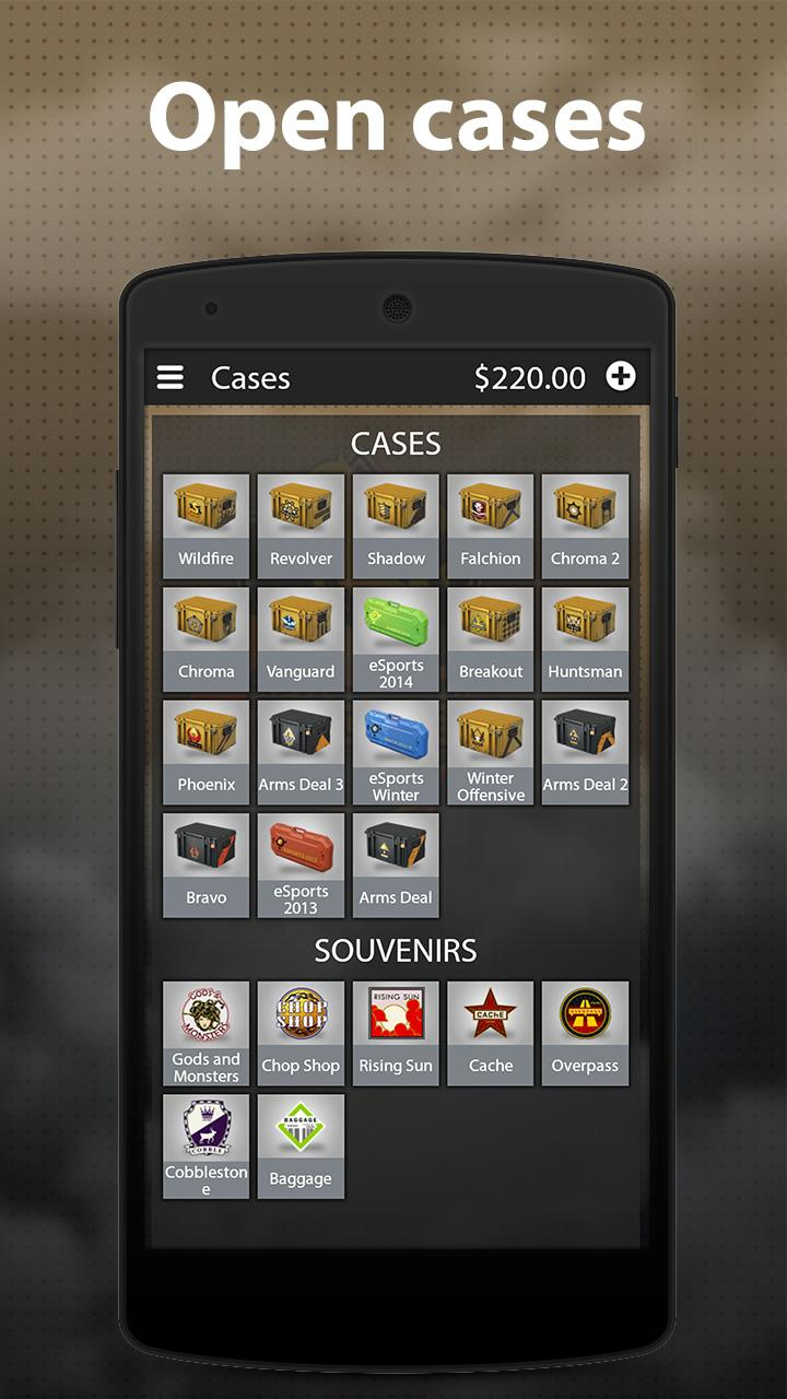 Case Opener Ultimate Screenshot 8