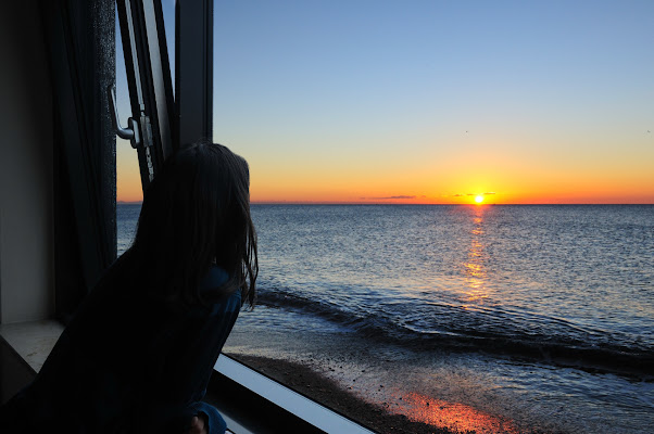 La finestra sul mare!! di leonardo valeriano