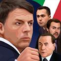 Italian Political Fighting icon