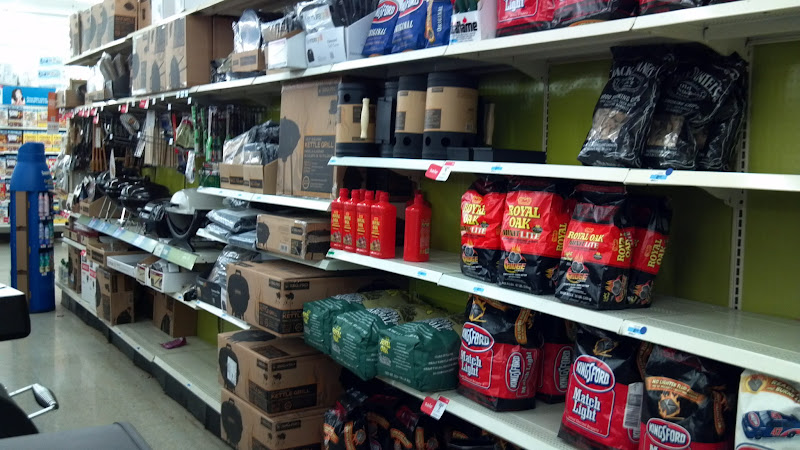 Photo: The big aisle where all the grilling gear is. What to buy! So many choices?!