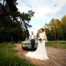 Wedding photographer Aleksandra Bozhok (SashkaB). Photo of 20.08.2016