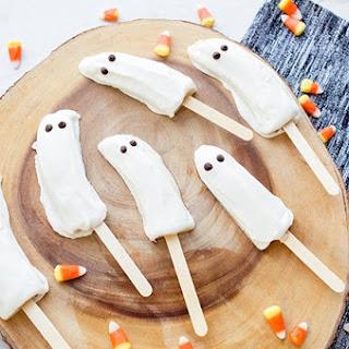 Boo-Nana Ghosts Recipe