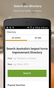 hipages - hire a tradie- screenshot thumbnail