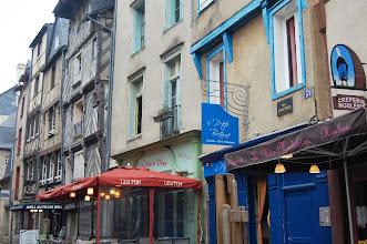 Photo: BRETANYA 2013. RENNES ( ROAZHON en bretó):Rue St Georges.