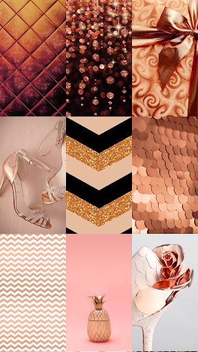 Rose Gold Wallpaper Themes 1 2 Apk Download Com Rosegoldfreeultra Apk Free