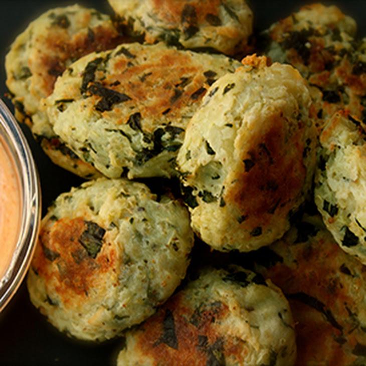 Mashed Potato Quinoa Puffs Recipe | Yummly