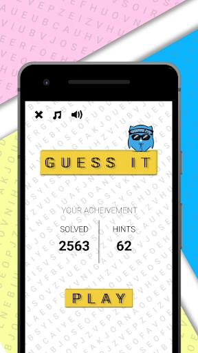 Guess IT - Word Trivia cheat screenshots 1