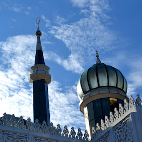 Minarets by Kaniz Khan - Buildings & Architecture Places of Worship (  )