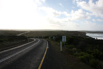 Photo: Year 2 Day 144 -  The First 20Kms Today We Were Hugging the Coast