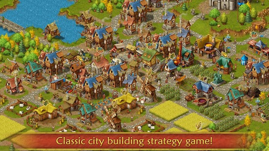 Townsmen- screenshot thumbnail